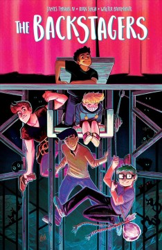 The backstagers. Volume one, Rebels without applause