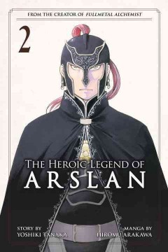 The heroic legend of Arslan. 2
