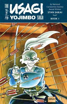 The Usagi Yojimbo saga. Book 1