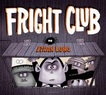 Ethan Long presents Fright Club.