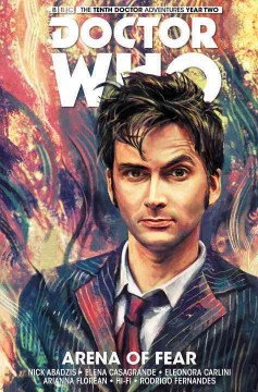 Doctor Who : the tenth Doctor. Vol 5, Arena of fear