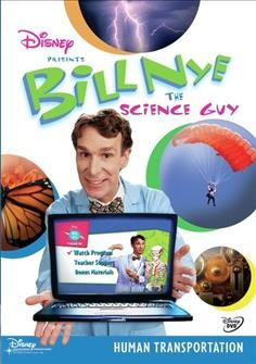 Bill Nye the science guy. Human transportation [videorecording (DVD)]