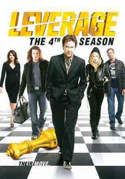 Leverage. The 4th season [videorecording (DVD)]