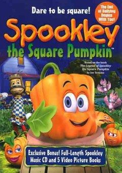 Spookley the square pumpkin [videorecording (DVD)]
