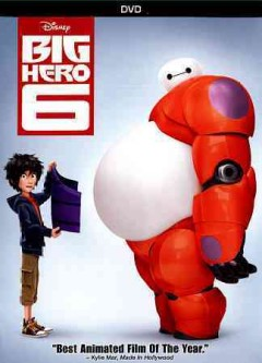 Big Hero 6 [videorecording (DVD)]