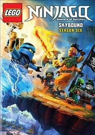 Lego Ninjago, masters of spinjitzu. Season 6, Skybound [videorecording (DVD)]