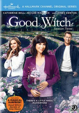 Good witch. Season three [videorecording (DVD)].