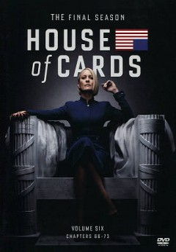 House of cards. Final season [videorecording (DVD)]