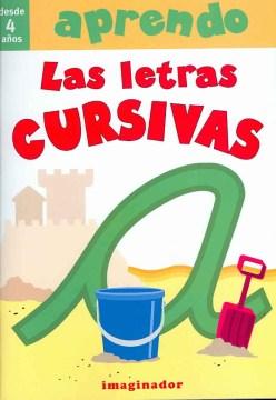 Aprendo las letras cursivas