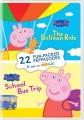 Peppa Pig : The balloon ride ; School bus trip.