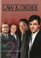 Law & order. The second year, 1991-1992 season