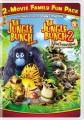 The jungle bunch : the movie ; The jungle bunch 2 : the great treasure quest.