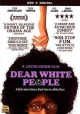 Dear white people : a satire about being a black face in a white place