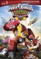 Power Rangers dino super charge, Vol. 1. Roar