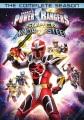 The Power Rangers super ninja steel : the complete season