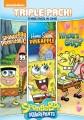 SpongeBob SquarePants triple pack! : [videoreocording (DVD)] Spongebob goes prehistoric, Home sweet pineapple, Where