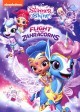 Shimmer and Shine. Flight of the Zahracorns.