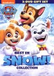 PAW patrol. Best in snow! collection