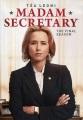 Madam Secretary. The final season.