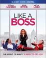 Like a boss [videorecording (Blu-ray + DVD)]