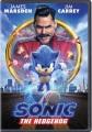 Sonic the Hedgehog [videorecording (DVD)].