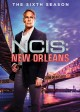 NCIS: New Orleans. The sixth season.