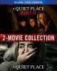 A quiet place 2-movie collection.