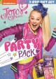 Jojo Siwa : party pack: D.R.E.A.M. the concert experience ; My world ; Sweet celebrations [DVD]