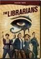 The librarians. Season three