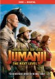 Jumanji. The next level [DVD]
