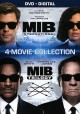 MIB 4-movie collection [videorecording (DVD)].