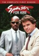 Spenser for hire. The complete first season
