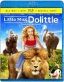 Little Miss Dolittle [videorecording (Blu-ray + DVD)] : these animals speak