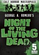 Night of the living dead ; [and] 5 bonus movies.