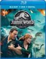 Jurassic world. Fallen kingdom [videorecording (Blu-ray + DVD)]