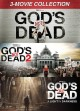 God's not dead ; God's not dead 2 ; God's not dead, a light in darkness.