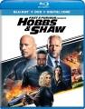 Fast & Furious presents Hobbs & Shaw [videorecording (Blu-ray disc)]