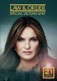 Law & order: Special victims unit. Season twenty-one [videorecording (DVD)]