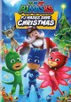 PJ masks. PJ masks save Christmas [videorecording (DVD)].