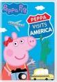 Peppa pig. Peppa visits America.