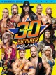 WWE : 30 years of Summerslam.