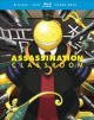 Assassination classroom. Season one, part two.