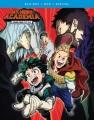 My Hero Academia Season 4 Part 1 [videorecording (Blu-ray + DVD)].