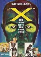 X : the man with the X-ray eyes