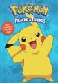 Pokémon. Pikachu & friends.