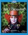 Alice in Wonderland [videorecording (Blu-ray + DVD)]