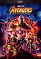 Avengers. Infinity war [videorecording (DVD)]