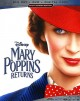 Mary Poppins returns [videorecording (DVD)]