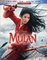 Mulan [videorecording (Blu-ray + DVD)]