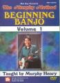 The Murphy method. Beginning banjo, Volume 1.